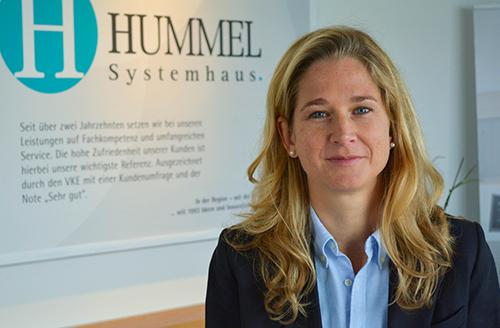 Sonja_Alber_HUMMEL_Systmhaus