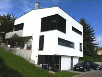 2013: Einfamilienhaus mit Einliegerwohnung in Esslingen-Sulzgries