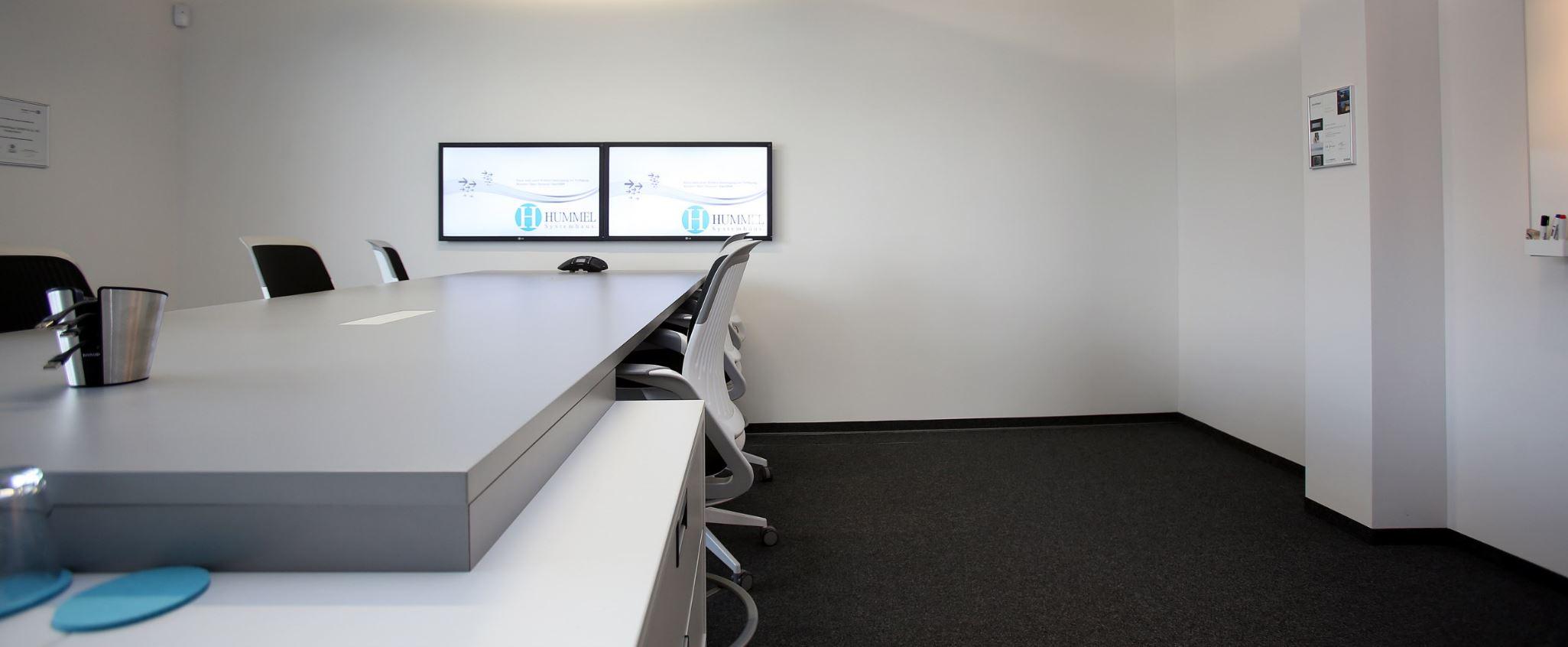 Multimedia Konferenzlösungen, Präsentationen perfekt vorbereitet,