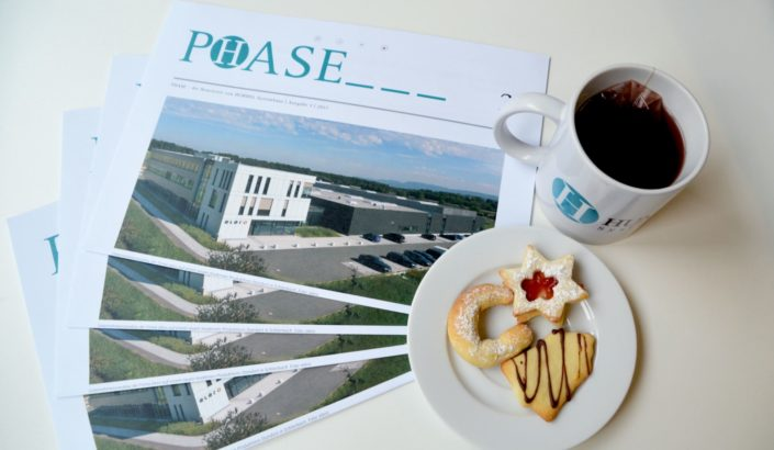Newsletter, Phase 3, Hummel Systemhaus