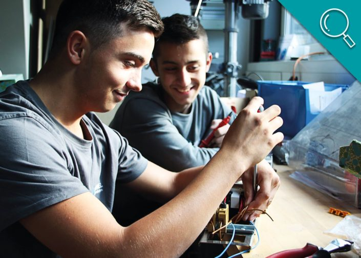 Ausbildung Elektoniker