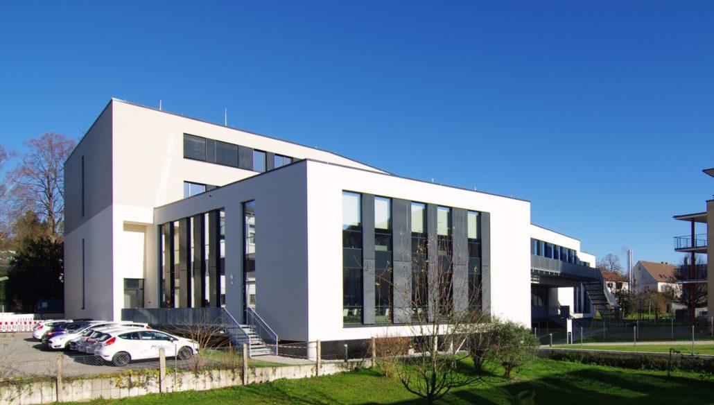 Hochschule Nürtingen Neubau