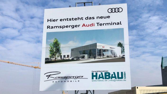 Audi Terminal Ramsperger