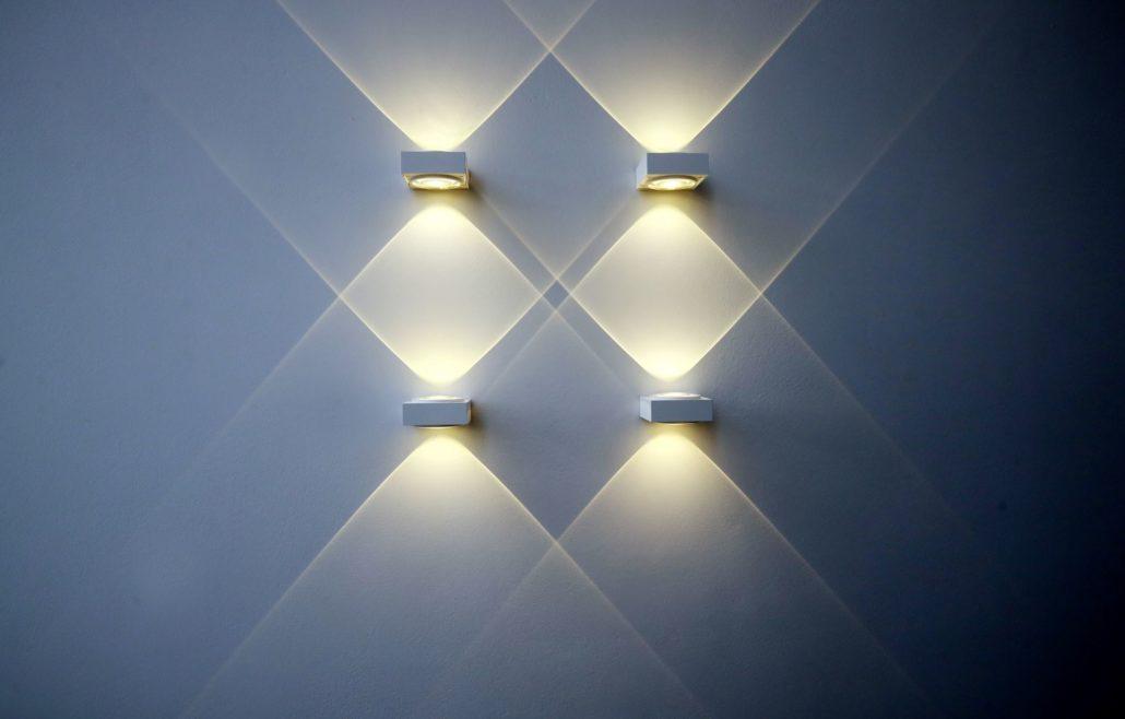 Kreative Beleuchtungskonzepte