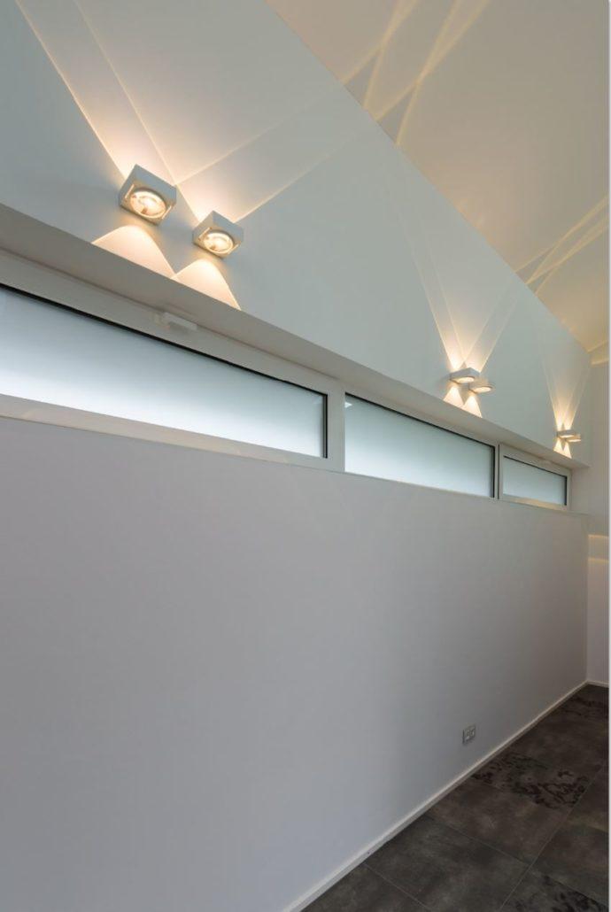 Moderne Beleuchtung
