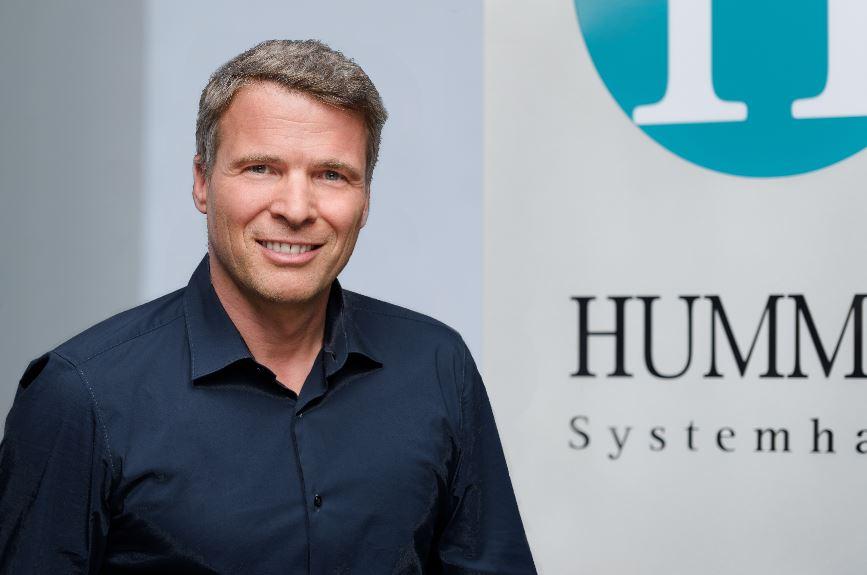 Geschäftsführer HUMMEL Systemhaus