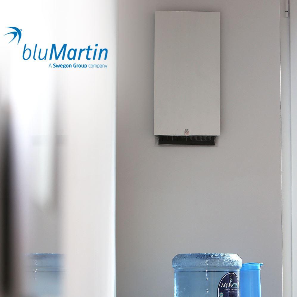 bluMartin Lüftungsgeräte Lüftungssystem