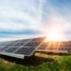 Solarenergie Rekord Einspeisung