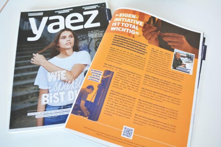 Elektriker YAEZ 2018 September Magazin