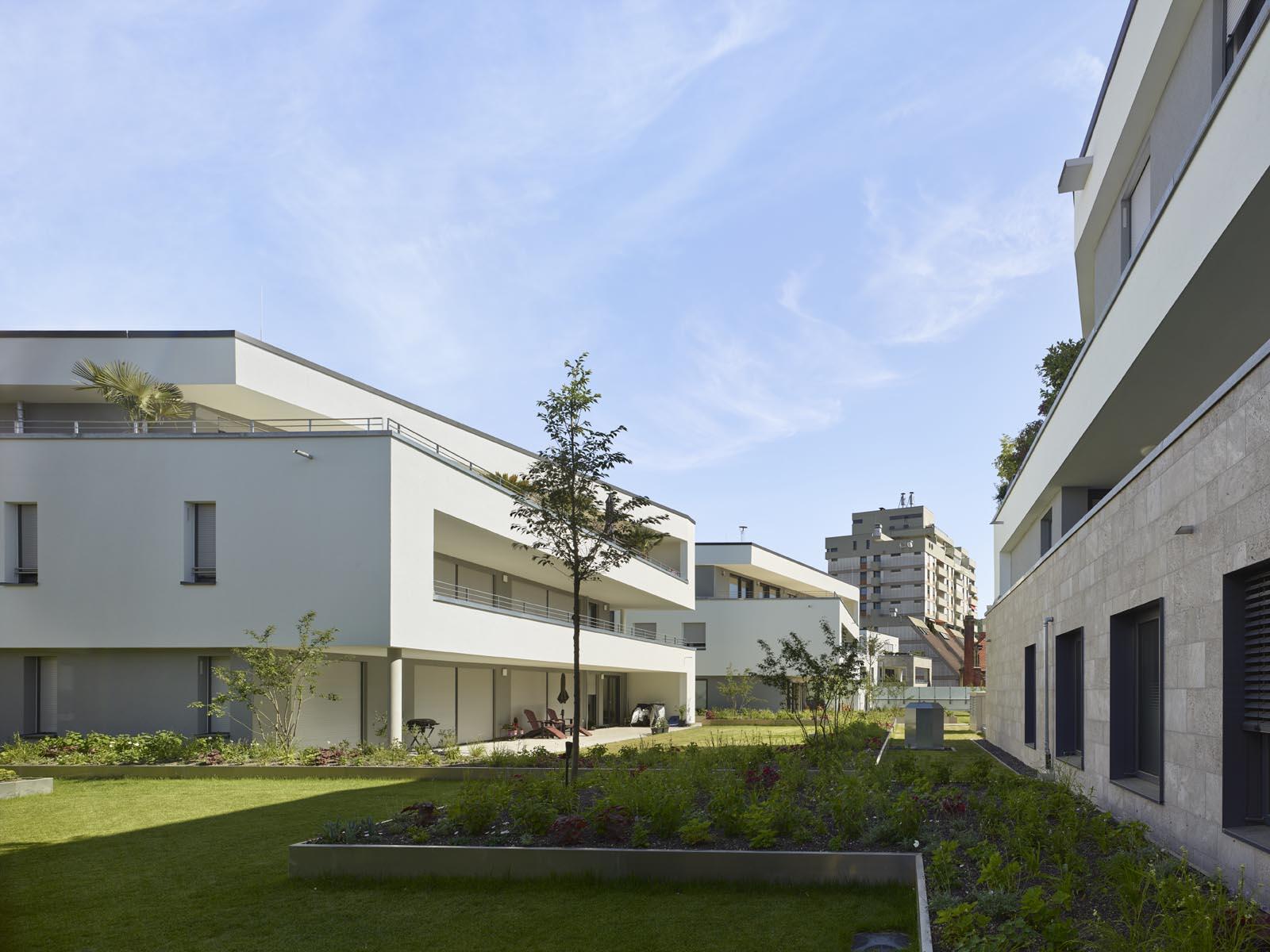 Wüst Areal Smart home und Einkaufen