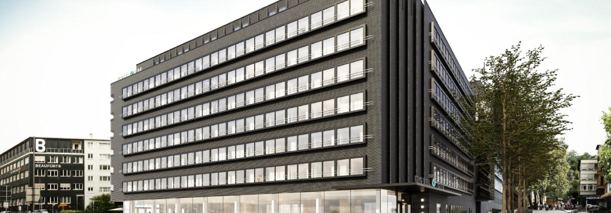 Motel One Stuttgart Neubau 2019