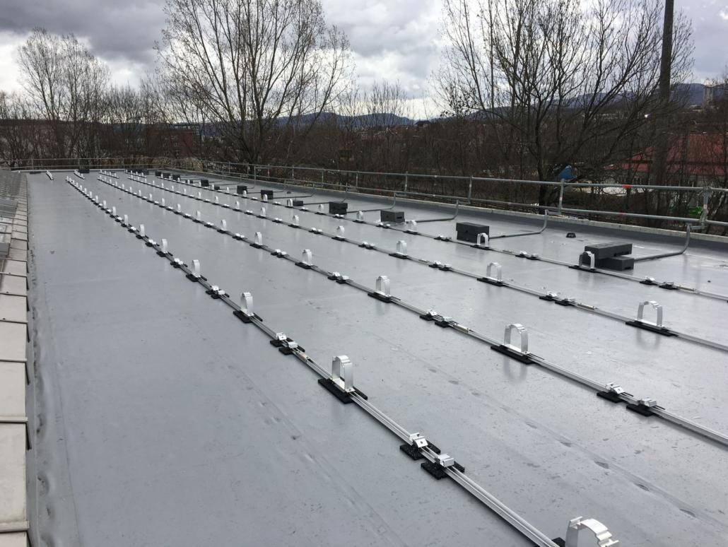 PV Projekt in Eislingen läuft auf Hochtouren