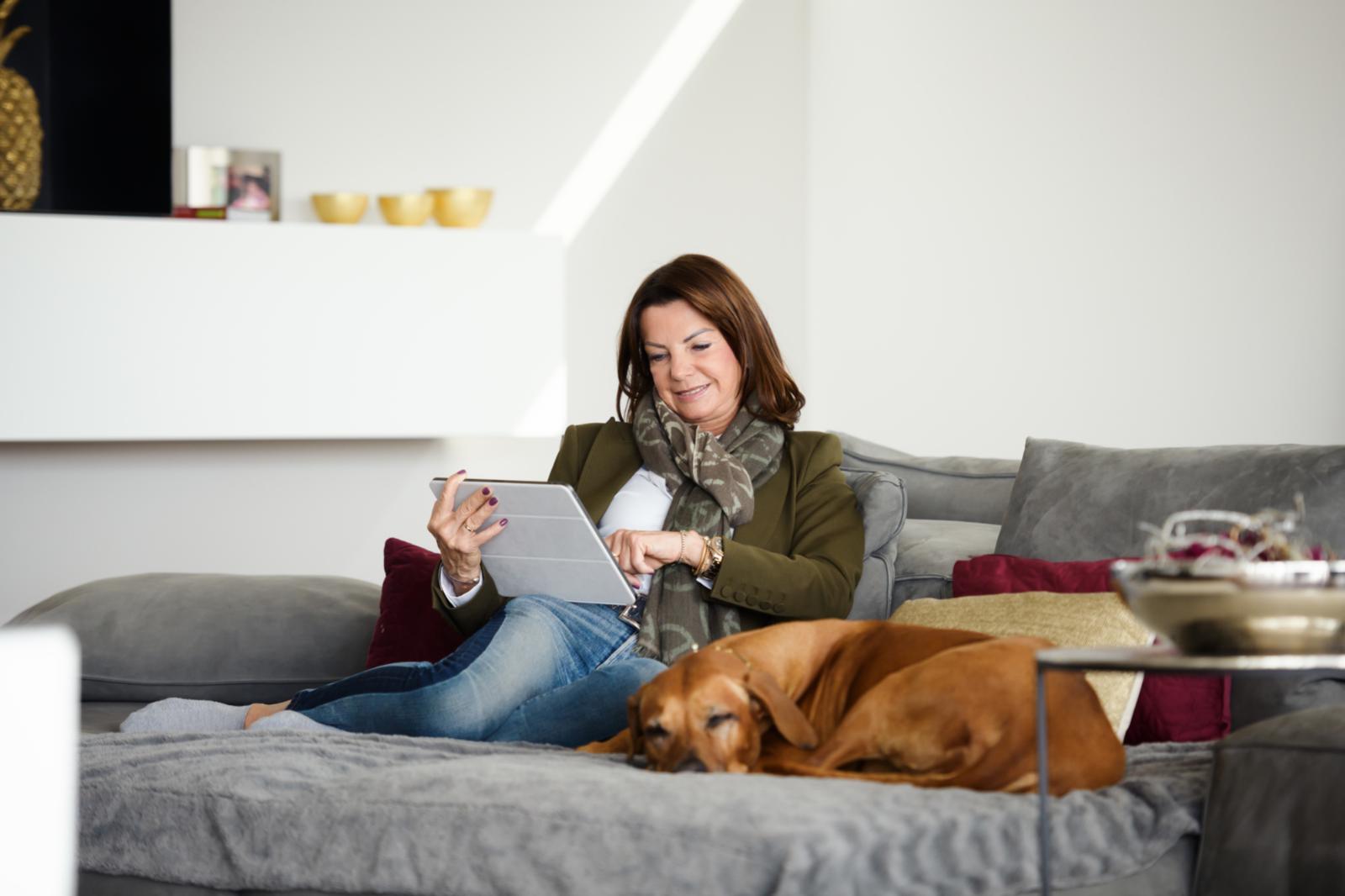 Entspannung im Smart Home