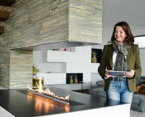 Wohlfühlen Smart Home