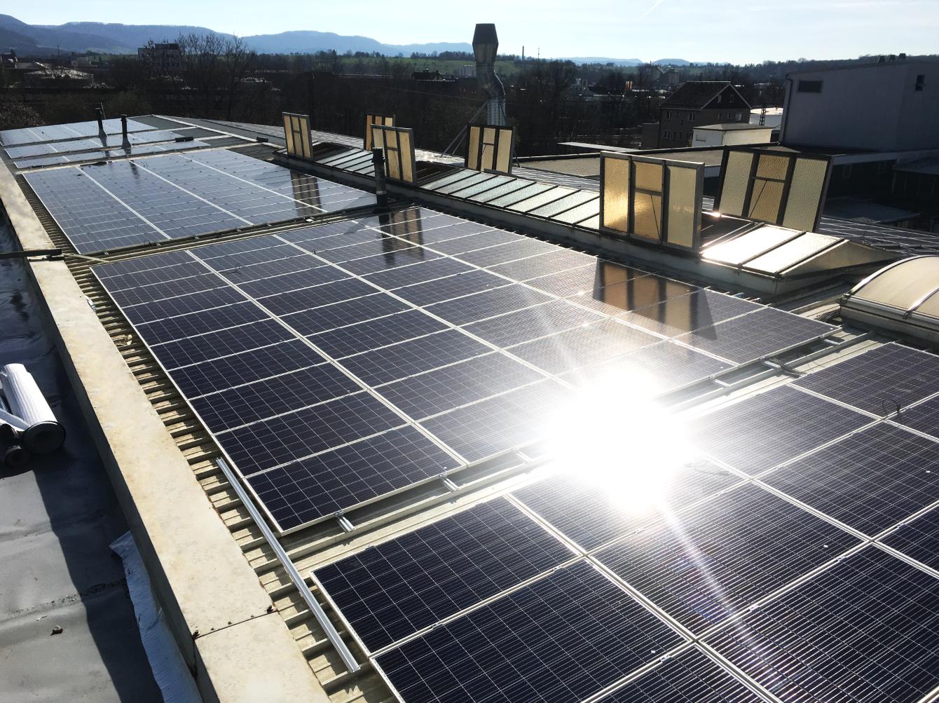 PV Anlagen, Solaranlagen, Photovoltaikanlagen in der Region Nürtingen, Esslingen