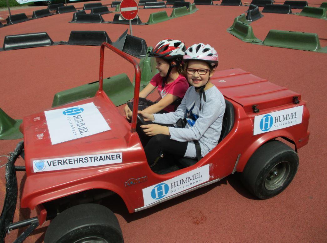 Sommerferienprogramm in Frickenhausen