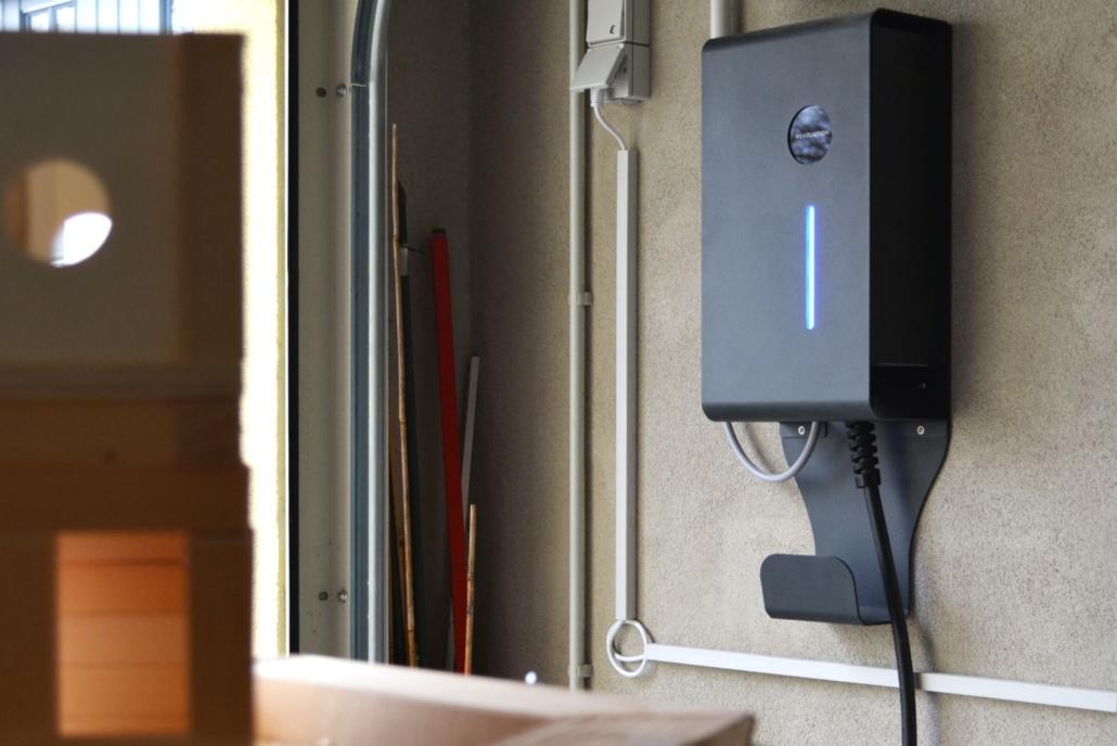 Wallbox REVOLUTIONE stylisch