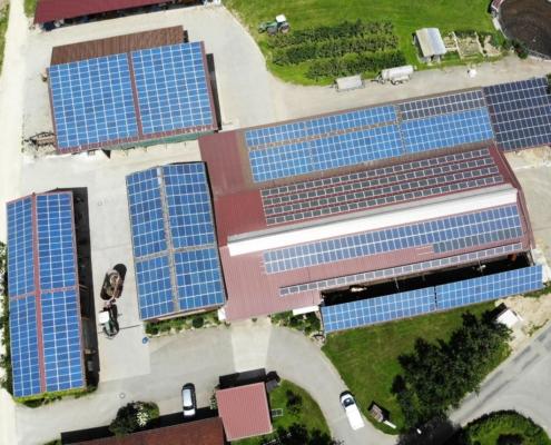 Stromspeicher für Solaranlage