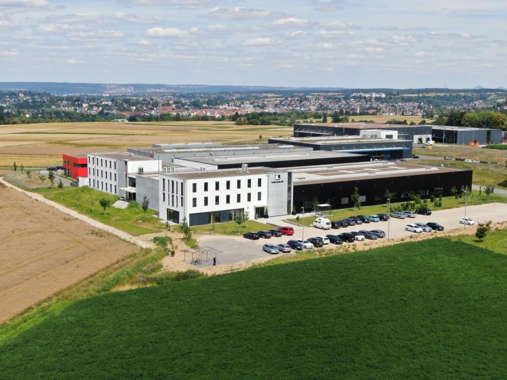 Fohhn Audio AG iInnovatives Firmengebäude