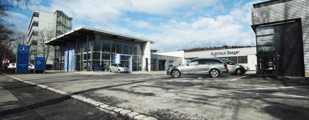 Autohaus Seeger bekommt eine der größten PV-Anlagen Tübingens